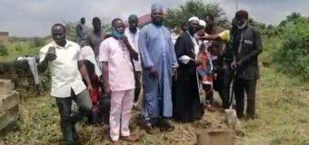 Construction of Imam Al-Mahdi Mosque Begins in Ghana