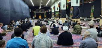 Zainabiya Seminary Commemorates Martyrdom of Imam Sajjad (PBUH) in Damascus