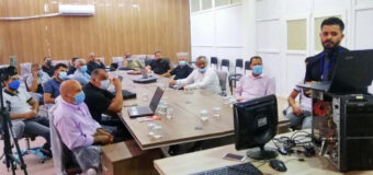 Misbah Al-Hussein Foundation Holds Computer Science Course for School Principals
