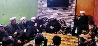 Anwar Al-Jawadain Institute Honors Muharram 2020 in Baghdad