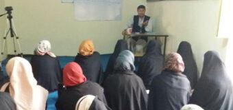 Fatima Masoumeh Seminary Holds Teaching Training Courses in Kabul Afghanistan