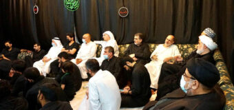 Sayed Ahmed Shirazi Continues to Host Commemorations in Kuwait