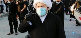 Grand Ayatollah Shirazi Representative Attends Commemorations of Imam Husayn (PBUH)