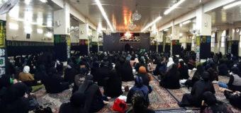 Mourning Imam Husayn's Martyrdom at Zainabiya Seminary in Syria