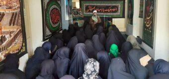 Fatima Masoumeh Seminary Holds Commemorations of Imam Husayn (PBUH) in Kabul