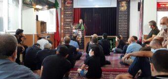 Imam Husayn Institute Honors Ashura Day in Turkey