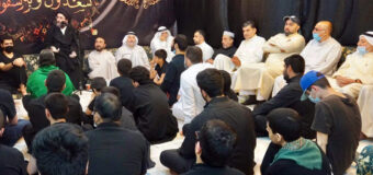 Sayed Ahmed Shirazi Holds 9th Session of Commemorations in Kuwait