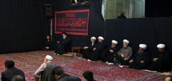 Commemorations of Imam Redha (PBUH) at the House of Grand Ayatollah Shirazi