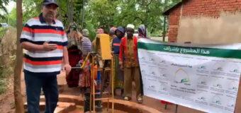 Sayed Shuhada Committee Digs 1200 Water Wells in Eastern Africa