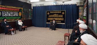 House of Grand Ayatollah Shirazi Commemorates Martyrdom of Fatima Masoumeh (PBUH)