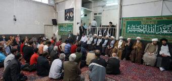 House of Grand Ayatollah Shirazi Celebrates Birthday of Holy Prophet and Imam Sadiq (PBUH)