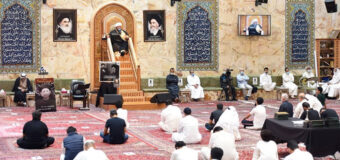 Rasul Adham Center Commemorates the 40th Day after Passing of Sayed Towayrjawi in Kuwait