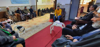 Dhul-Qurba Center Honors Blind Quran Reciters in Holy Karbala Iraq
