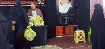 AhlulBayt Islamic Thought Center Donates Food to Needy in Baghdad