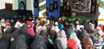 Fatemah Zahra Complex in Kabul Afghanistan Observes Fatemeyiah Days