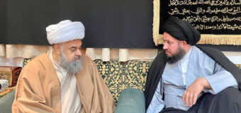 Sayed Ahmed Shirazi Meets Religious and Social Figures in Kuwait
