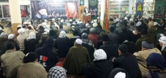Office of Grand Ayatollah Shirazi Holds Fatimid Processions in Kabul Afghanistan