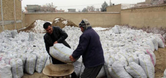 Misbah Al-Hussein Foundation Donates 43 Tons of Coal to Needy in Afghanistan