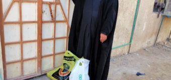 Office of Grand Ayatollah Shirazi Donates Aids to Needy in Holy Najaf