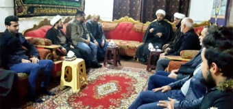 AhlulBayt Islamic Thought Center Hosts Religious Activists in Baghdad