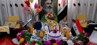 Jabal Al-Sabr Foundation in Holy Karbala Honors Birthday of Imam al-Mahdi