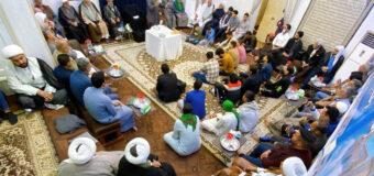 Office of Ayatollah Abdul-Karim Haeri in Holy Karbala Celebrates 15th of Shaban