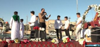 Young Activists Celebrate Month of Shaban in Holy Karbala