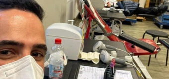 Imam of Life Blood Drive Hosts Blood Donors in Germany