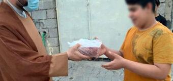 AhlulBayt Institute Donates Meat to Needy on Birthday of Imam al-Mahdi
